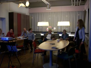 Presentatie bij StartUp Nijmegen