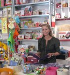 Nicole Nijland van Bibabebi, webshop in Bologna