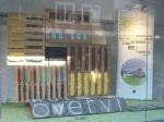 installatie HvO etalage Groene Hert
