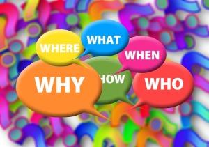 Vragen over online communicatie