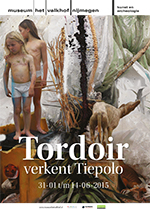 Poster expositie Narcisse Tordoir