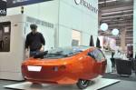 3D geprinte auto