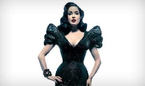 Eerste 3D geprinte jurk