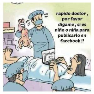Facebookcartoon