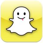Snapchat logo klein