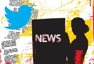 Twitter en nieuws