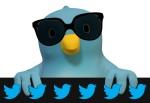 Twitter met zonnebril