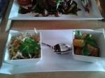 Salade en aardappelen Zusje Oost