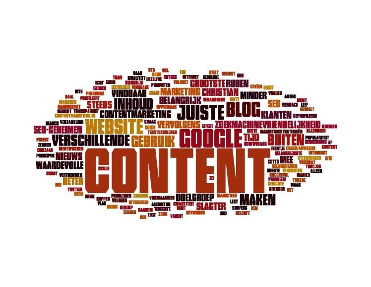 Content Wordle