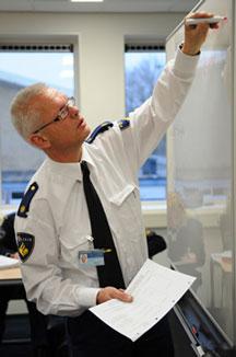 Docent Nederlandse politieacademie