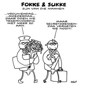 Fokke en Sukke secretaressedag