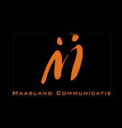 Logo Maasland Communicatie