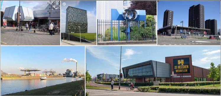 Bedrijven in Nijmegen