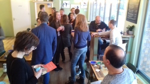 Open Coffee Nijmegen thema Branding