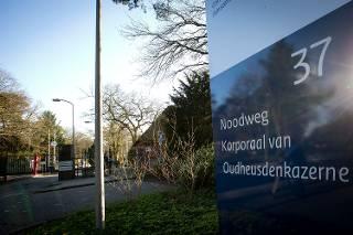 Korporaal Van Oudheusdenkazerne