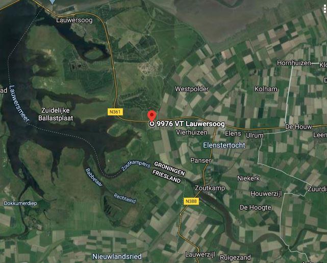 Locatie Willem Lodewijk Van Nassau Kazerne