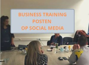 Posten Op Social Media Business Training