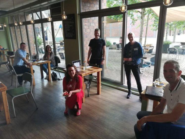 Open Coffee Nijmegen 4 september 2020